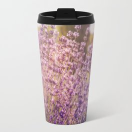 Enchanting Lavender Travel Mug