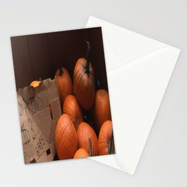 Pumpkins In a Box! Stationery Cards