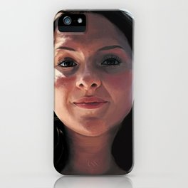 Breathe In iPhone Case