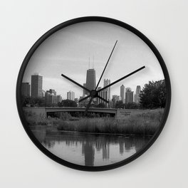 Lincoln Park, Chicago Wall Clock
