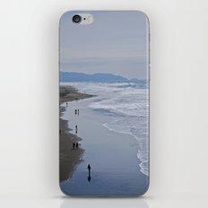 Cold Beach iPhone & iPod Skin