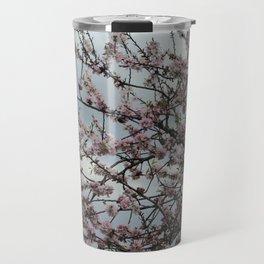 Almond tree blossom Travel Mug