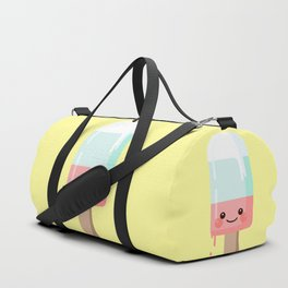 Kawaii melting popsicle Duffle Bag