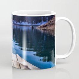 Kayaking in McCloud Northern California Coffee Mug