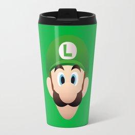 Luigi Travel Mug