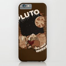 Pluto The Dwarf Planet iPhone 6s Slim Case