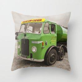 Leyland Cider Throw Pillow