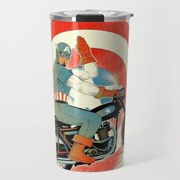 Cap Ride. Travel Mug
