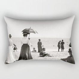Palm Beahc Floride Rectangular Pillow