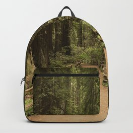 muir woods Backpack