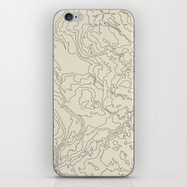 Yellowstone National Park iPhone Skin