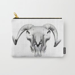 RAM SKULL PIXEL Carry-All Pouch