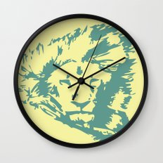 Nature Eye Wall Clock