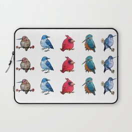 L'il Lard Butts - all the fat birds Laptop Sleeve
