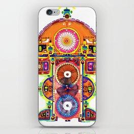 Teonanacatl iPhone Skin