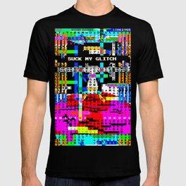 Suck my Glitch T-shirt