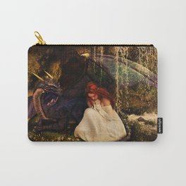 Friends Mystic Scene  Carry-All Pouch