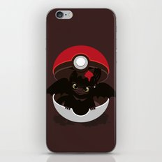 How To Catch Your Dragon iPhone & iPod Skin