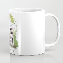 Birdwatcher (greens) Coffee Mug