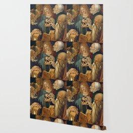 Albrecht Dürer - Jesus among the Doctors Wallpaper