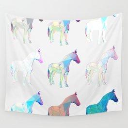 Equus Series II: Herd Wall Tapestry