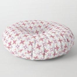 Illustrusion XXIX - All of My Pattern Based on My Fashion Arts Floor Pillow