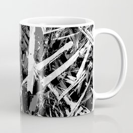 Straw black 2 Coffee Mug
