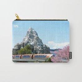 Tomorrowland Matterhorn Carry-All Pouch