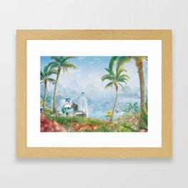 Recovered Freedom Framed Art Print