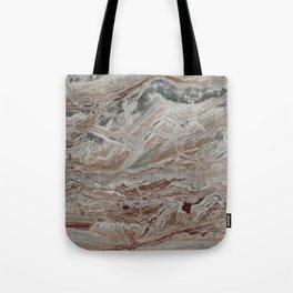 Arabescato-Orobico Fine Marble Tote Bag