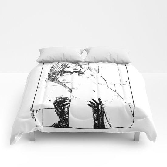 asc 689 - La dévotion (Consensual non-consent) Comforters