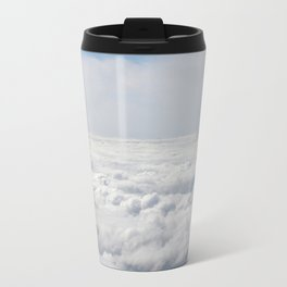 Above the Clouds Travel Mug
