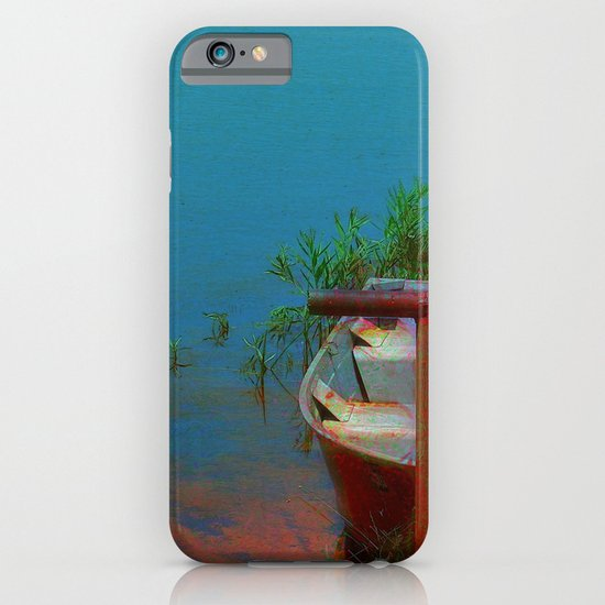Rusty Boat iPhone & iPod Case