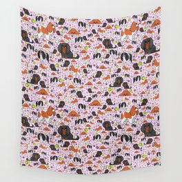 Cavalier King Charles Spaniels Wall Tapestry