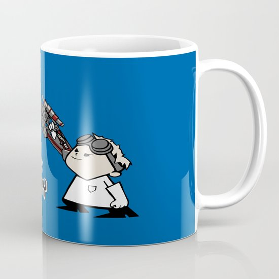 Horrible's Laboratory Mug