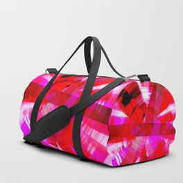 Pink Addict Duffle Bag