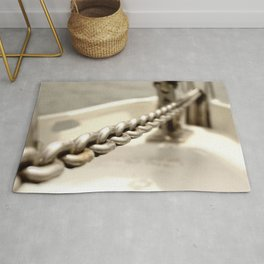 #Anchor #chain in #detail Rug