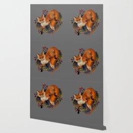 Sly Fox Spirit Animal Wallpaper