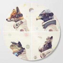 Star Team - Legends of Lylat Cutting Board