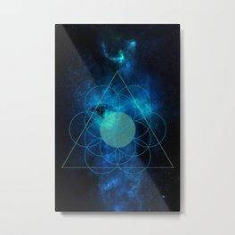 Geometrical 006 Metal Print