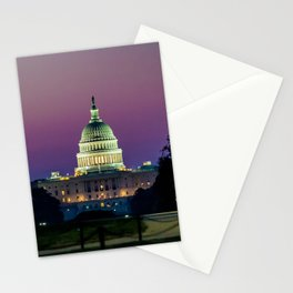 Dawn on The Hill Stationery Cards