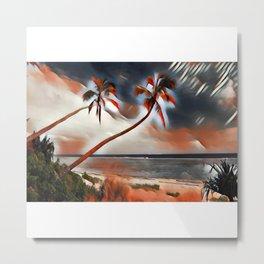 Tongatapu Island, Tonga Metal Print