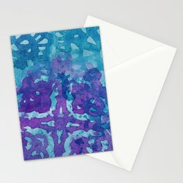 Abstract No. 111 Stationery Cards