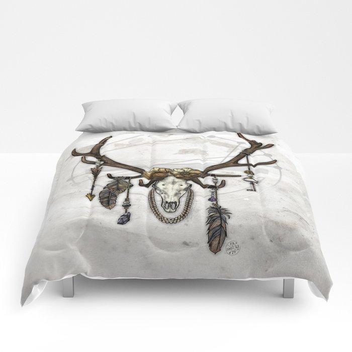 Bestial Crowns: The Elk Comforters