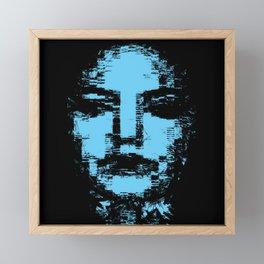 Metropolis Framed Mini Art Print