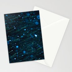 Snow talk 4 Stationery Cards