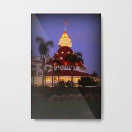 Resort33 Metal Print