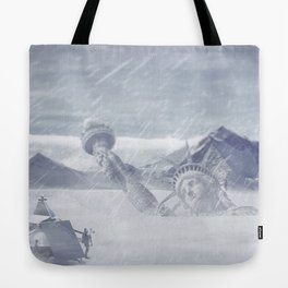 Return to New York Tote Bag