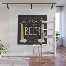 Have A Beer Wall Mural