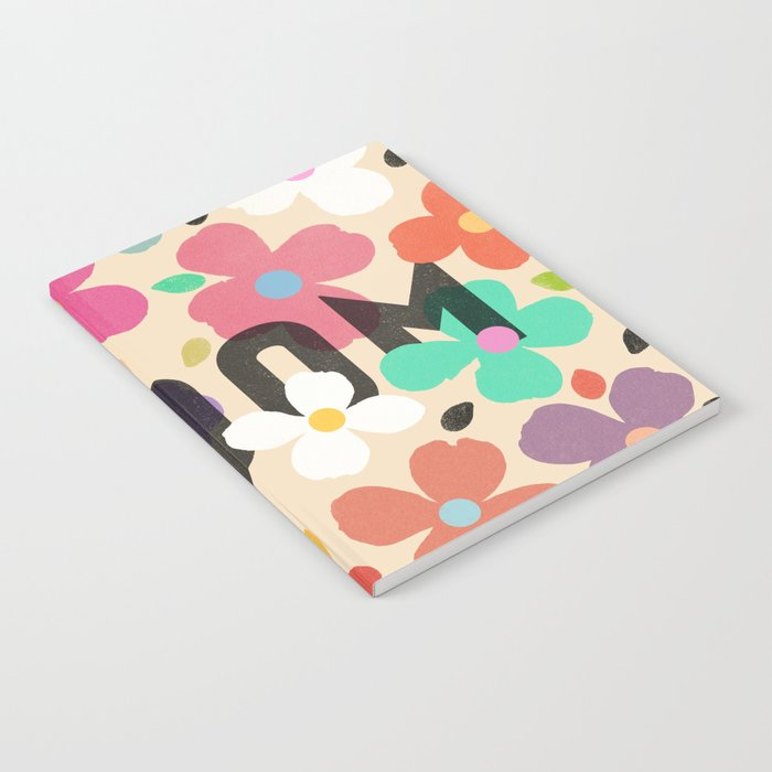 Bloom by Galaxy Eyes & Garima Dhawan Notebook